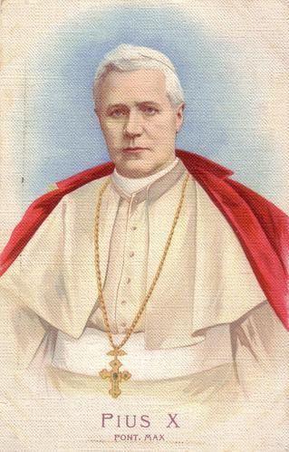 Résultats de recherche d'images pour «Pape Saint Pie X»