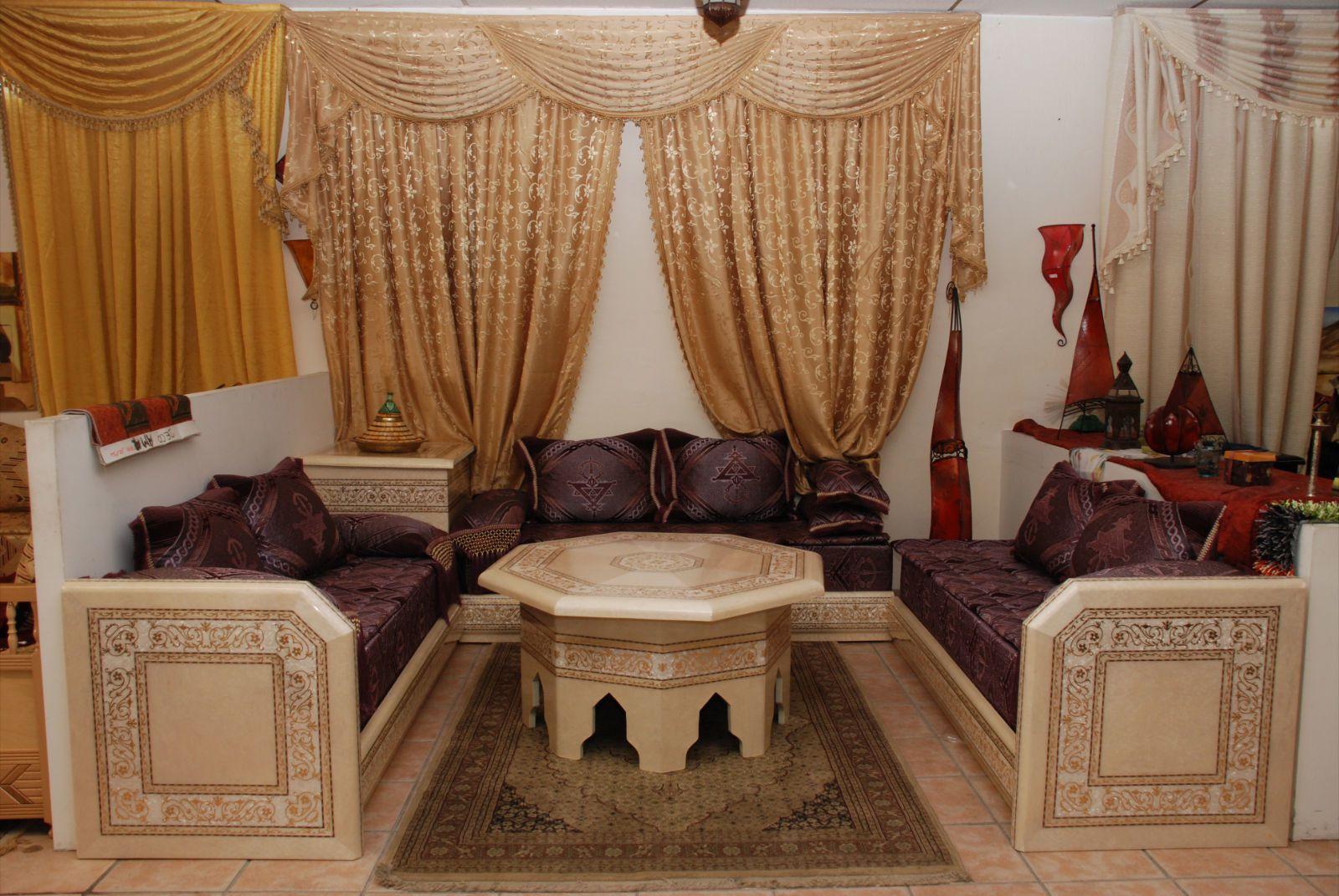 Nos Salons Marocains With Housse De Couette Maroc