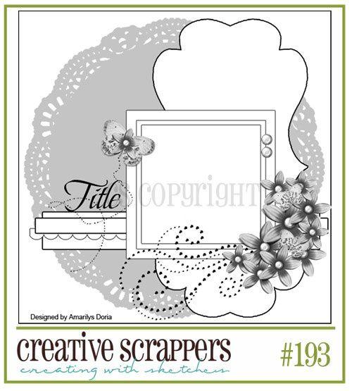Creative Scrappers 193