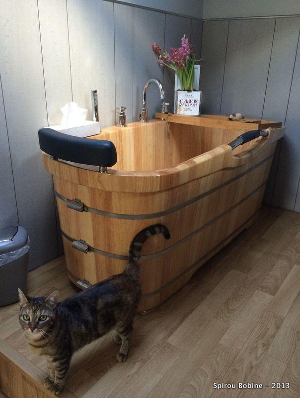 baignoire et daisy baignoire de chez cocktail scandinave