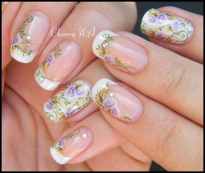Nail Art Names Gallery Designs In Water Beautify Themselves With Sweet Nails