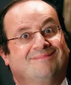 Image result for francois hollande caricature mr flamby