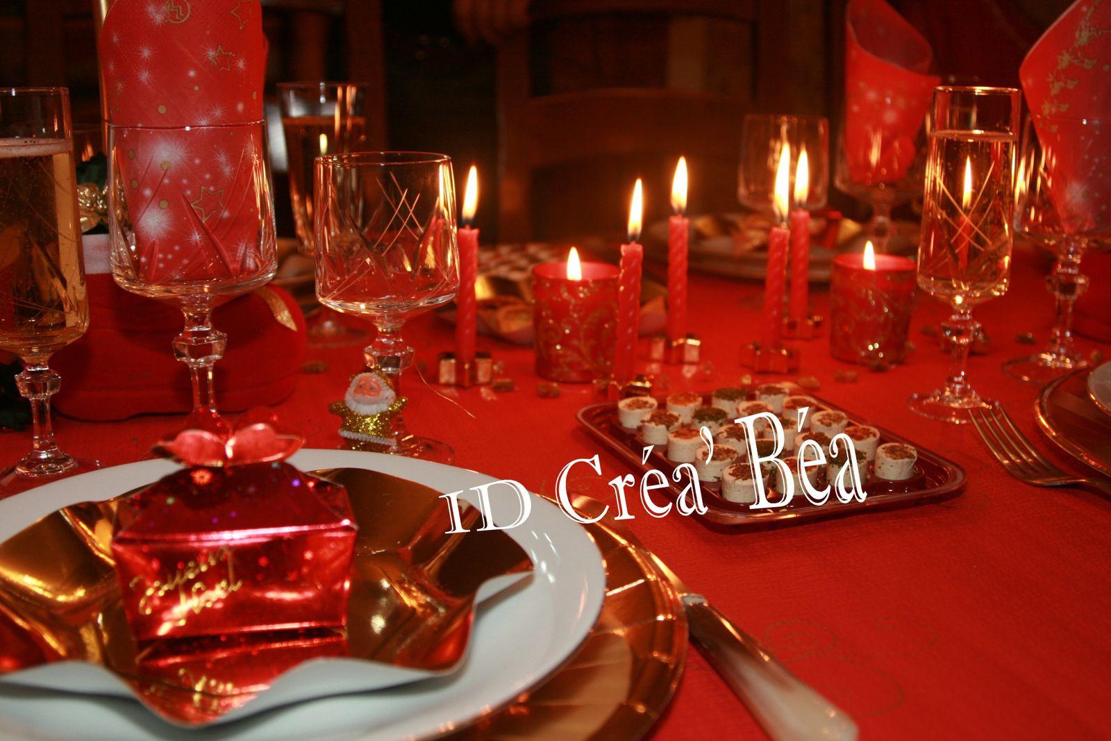 Table De Fete De Noel Best Table De Fte Nol Around The