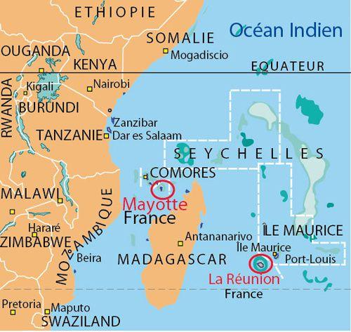 Situation géographique de Mayotte - Collecte de bodies pour l'association PréMayotte qui vient en aide aux parents de prématurés et service de néonatalogie de l'hôpital de Mamoudzou (Mayotte).