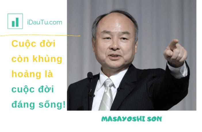 iDauTu Masayoshi Son