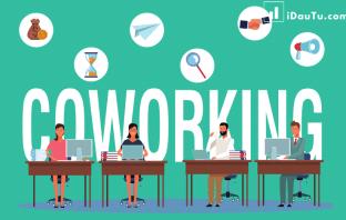 Coworking là một trong những mô hình phổ biến nhất trong nền kinh tế chia sẻ hiện nay.