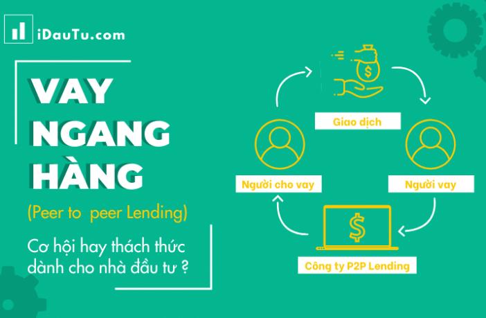 Vay ngang hàng (p2p lending) là gì?