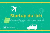 startup du lịch trước đại dịch