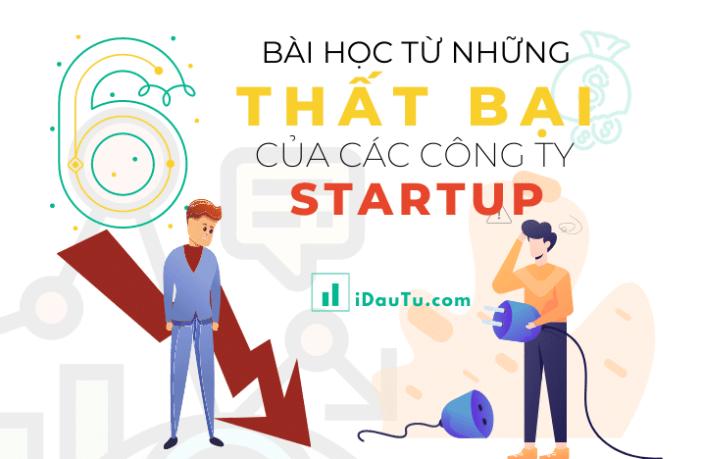 6 bài học từ những thất bại của công ty startup (2)