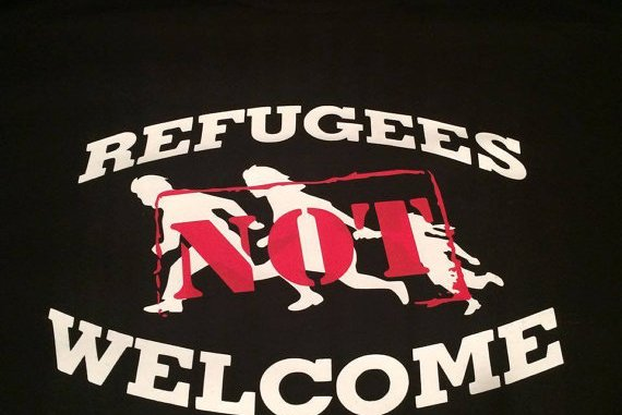 Refugees Not Welcome