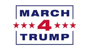 ALERT! 'March 4 Trump' Rally @ Arizona State Capitol Building | Phoenix | Arizona | United States