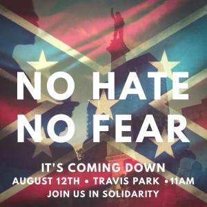 ALERT! Neo-Confederate Rally in San Antonio Will See Opposition @ San Antonio | Texas | United States
