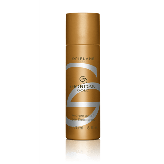 Giordani Gold Antiperspirant 24H deodorant roll on24171