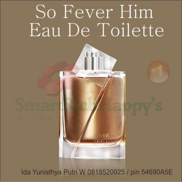 So Fever Him Eau De Toilette 31074