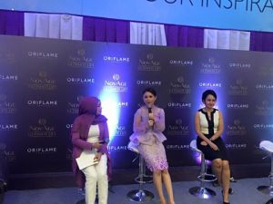 Launching NovAge Oriflame 11 Maret 2016