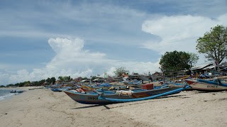 Jimbaran Bay, Fishermen Village