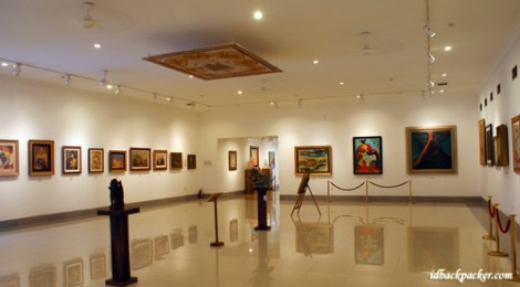 Adventure in the World of Painting, Pasifika Museum, Bali, Indonesia