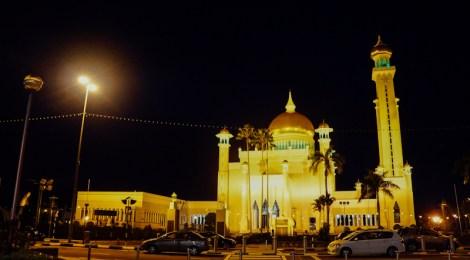 Sultan Omar All Saifuddien Mosque