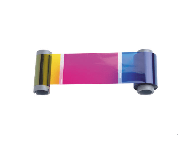 HID Fargo, CR100 Color Ribbon, YMCKK