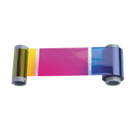 HID Fargo, CR100 Color Ribbon, YMCKK