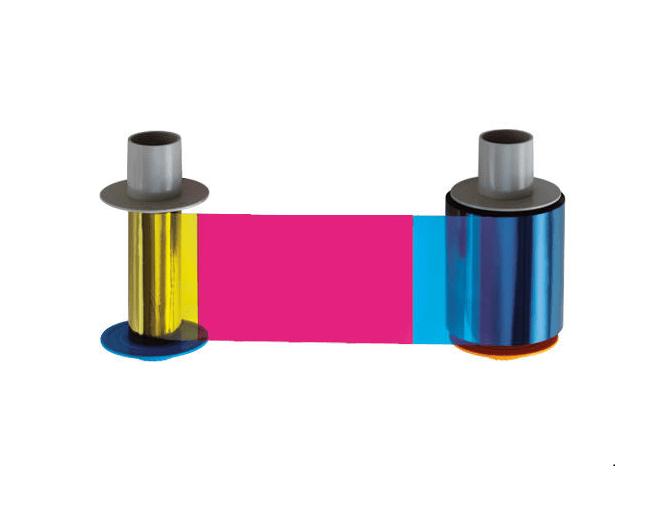 HID Fargo HDP5000-YMCKK Printer Ribbon
