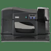 HID Fargo DTC4500e ID Card Printer