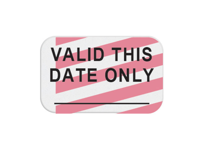 Valid This Date Only Image 2