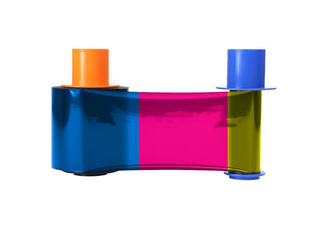 Fargo DTC1500 YMCKOK Full Color Ribbon