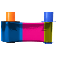 Fargo DTC1500 YMCKOK Full Color Ribbon