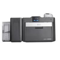 Fargo HDP6600 DS Printer w Magnetic Stripe Encoder