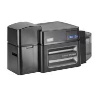 Fargo DTC1500 DS Printer w Mag Encoder