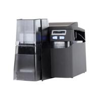 Fargo DTC4500e DS Printer w ISO Mag Encoder and Locking Hoppers