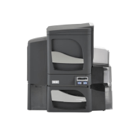 Fargo DTC4500e DS Printer w SS Lam USB and Ethernet