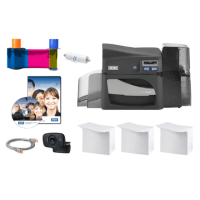 Bundle - Fargo DTC4500e SS Printer w AsureID Express