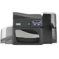 Fargo Connect Enabled DTC4500e Double-Sided Printer w USB