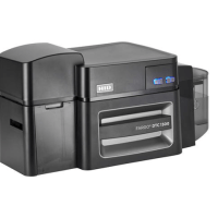 Fargo Connect Enabled DTC1500 Double-Sided Printer w HID Prox