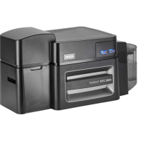 Fargo Connect Enabled DTC1500 Single-Sided Printer w SEOS-5127-USB