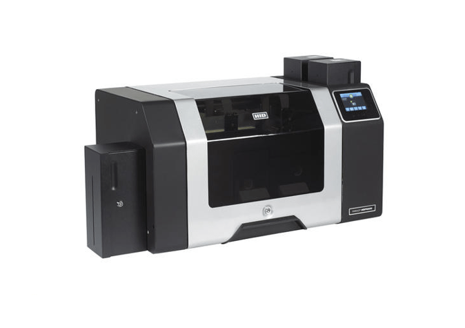 Fargo HDP8500 DS Printer and Flattener and Prox Encoder