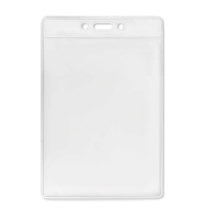 Vertical Extra Large Badge Holder for Special Events