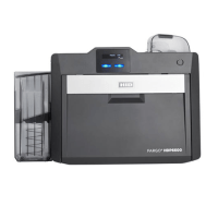 Fargo Connect Enabled HDP6600 SS Printer w Encoders