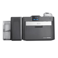 Fargo Connect Enabled HDP6600 DS Printer w Encoders