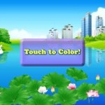 Aplikasi Game Anak Android Color. Book: House!