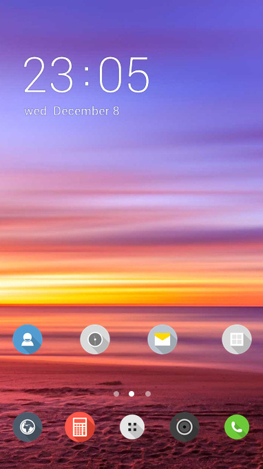 Download Themes Android C Launcher Natural Landscape 12