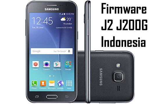 Original Firmware Samsung J2 J200G Indonesia