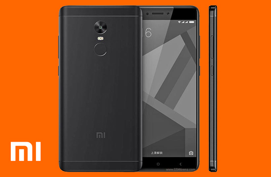 Original ROM Xiaomi Redmi Note 4X Global