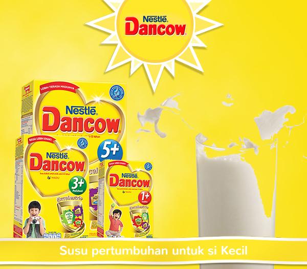 Pengaruh Susu Bagi Perkembangan Anak