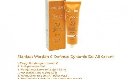 Manfaat DD Cream Wardah Di Female daily