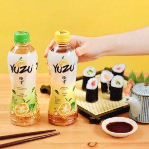 Yuzu Citrus Buah Populer dari Negeri sakura