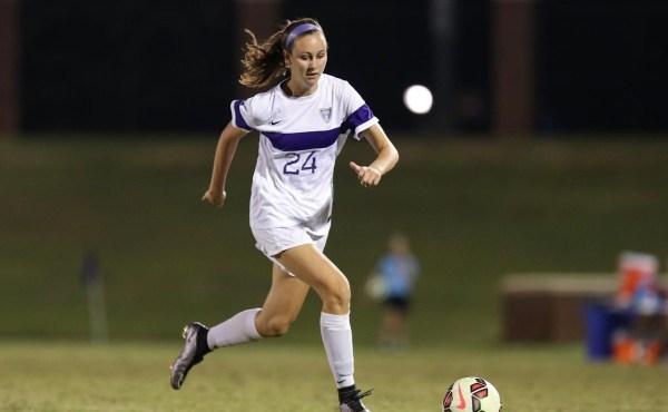 Furman University Paladins Women's Soccer Fall ID Camp