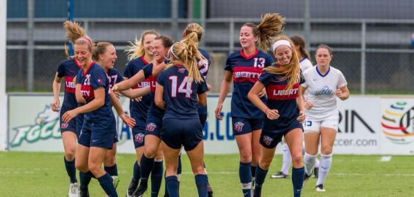 Liberty University Women's Soccer Spring ID Clinic